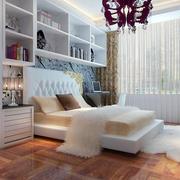别墅豪华型卧室装修效果图