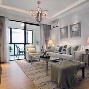 小户型韩式别墅装潢设计效果图案例
