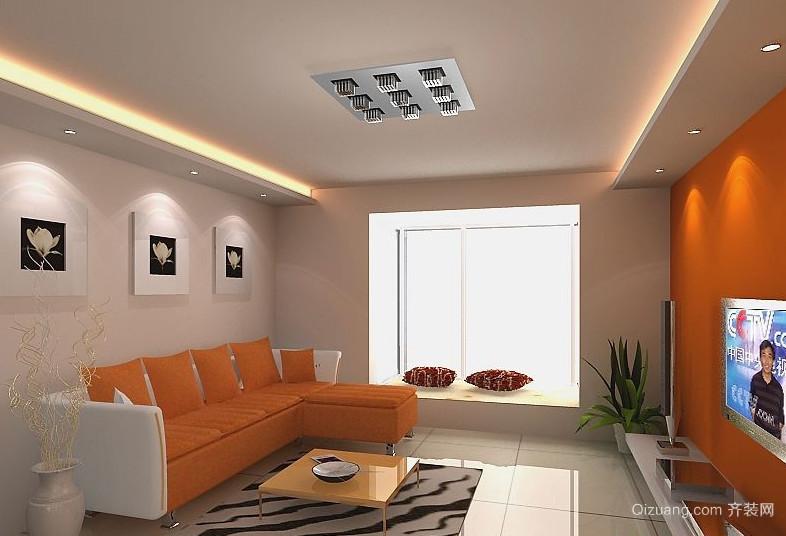 欧式大户型电视机背景墙装修效果图鉴赏