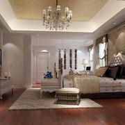 别墅奢华卧室图片