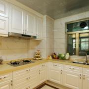 小户型欧式厨房装修效果图实例欣赏