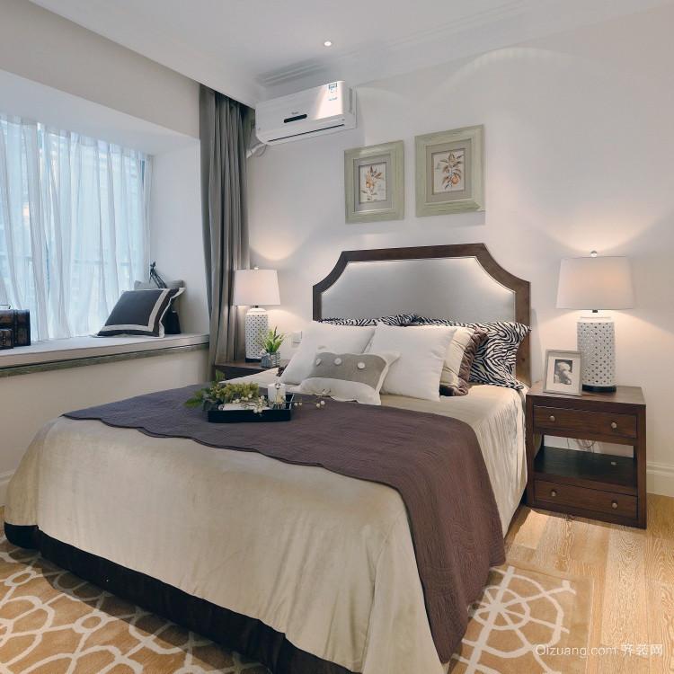 简欧风格两层别墅客厅装潢效果图欣赏