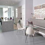 现代化欧式小户型典雅别墅内部装潢设计效果图