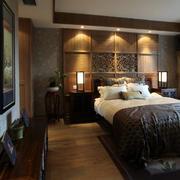 别墅舒适主卧室图片