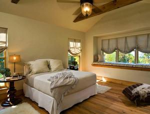 别墅沉稳系列卧室装修效果图