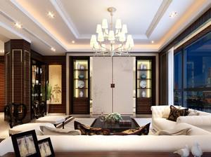 200平米大型奢华别墅装修效果图
