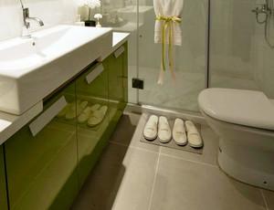 韩式风格清新新房卫生间装修效果图