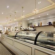 大型购物商城欧式奢华风格蛋糕店效果图