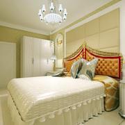 欧式风格奢华卧室吊顶装饰