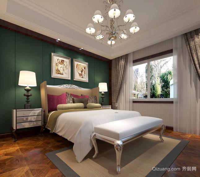 现代大户型儿童卧室装修效果图实例鉴赏