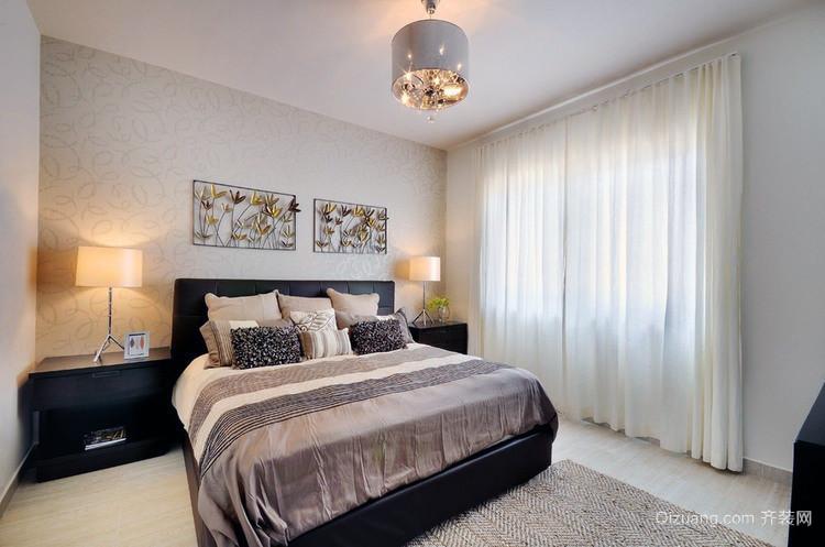 美式风格小清新新房装修布置效果图