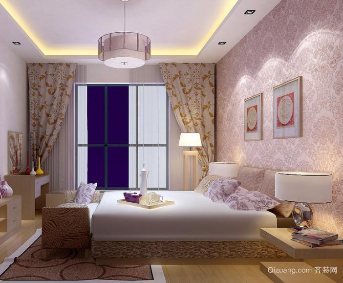 大户型现代主义风格卧室装修效果图鉴赏