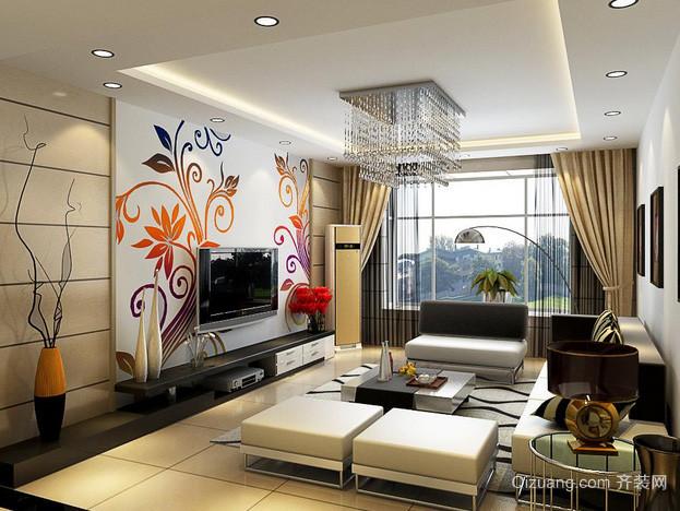 自然风格120平米新房布置图片