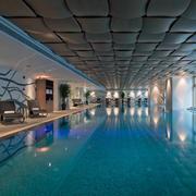 游泳池设计造型图