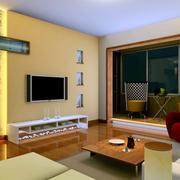 自然风格128平米新房布置图片