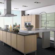 大户型厨房设计图片