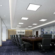 精致的现代会议室设计