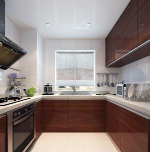 都市宜家100平米房屋三居室装修效果图