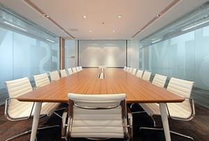 2015欧式风格会议室装修效果图