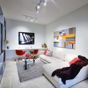2016一居室小清新新房装修布置效果图