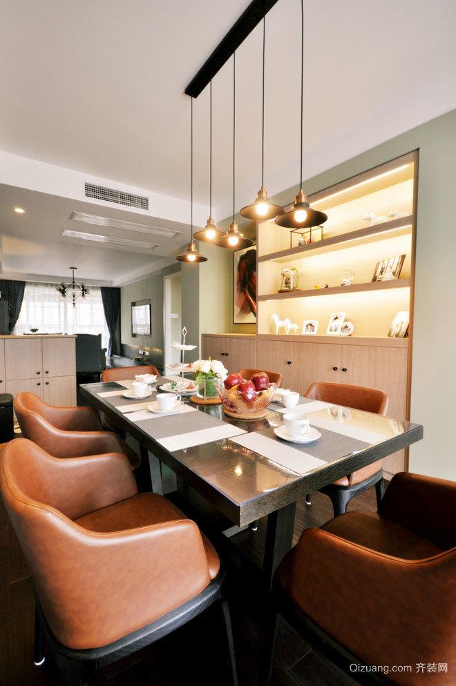 各式各样别墅奢华风格餐厅装修效果图