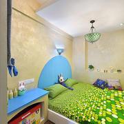 30平米地中海清新风格儿童房装修效果图