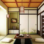 日式简约风格榻榻米装饰