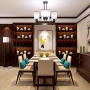 公寓餐厅置物柜展示