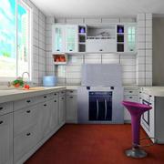 厨房整体橱柜装饰