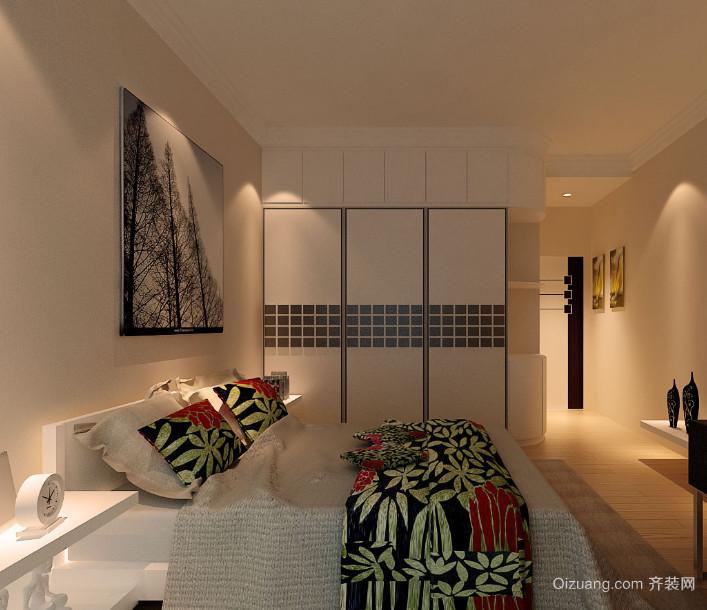 大户型精致欧式卧室室内装修效果图鉴赏
