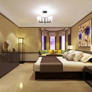 公寓精美大卧室