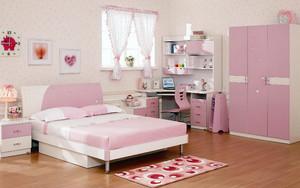 别墅时尚风格儿童卧室装修效果图