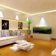 室内灯光效果图片