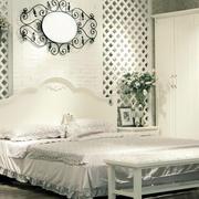 小洋房欧式简约风格卧室家具装修效果图