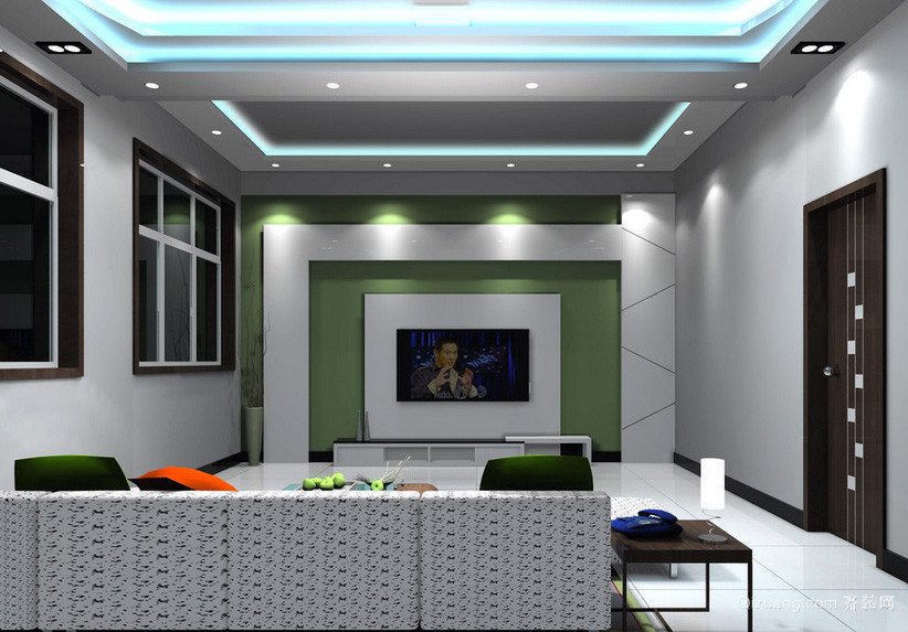 2016田园风格室内设计装修效果图