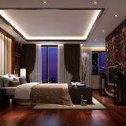 110平米大户型欧式卧室装修效果图鉴赏