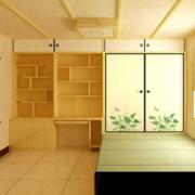 现代日式大户型榻榻米装修效果图实例鉴赏
