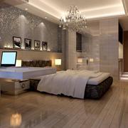 交互空间卧室装修效果图