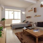 北欧风格交互空间客厅装饰