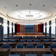 会议室设计整体图