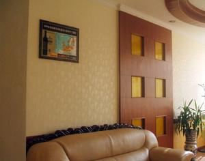 跃层北欧风格液体壁纸装修效果图片