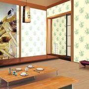 跃层宜家风格液体壁纸装修效果图片