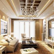 欧式风格奢华吊顶装饰