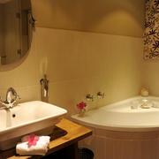 宾馆水池效果图片