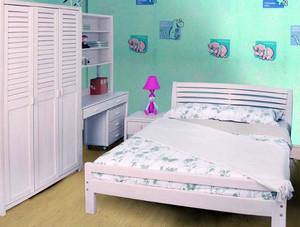 30平米现代简约风格儿童卧室装修效果图