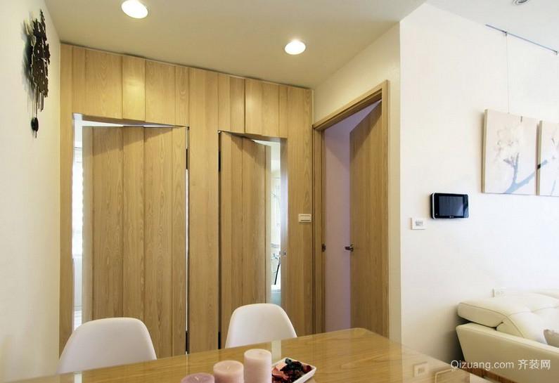 别墅地中海风格隐形门装修效果图