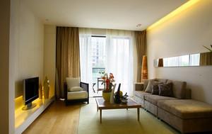 跃层宜家风格客厅装修效果图欣赏