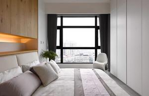 朴素120平米两居室新房装修布置效果图