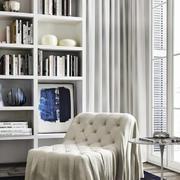 公寓开放式书房沙发