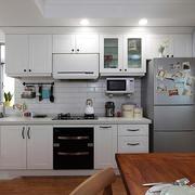 新房开放式厨房